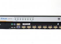 秦安-KinAn XM0108 8口自动USB切换器