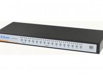 秦安-KinAn XU0116 16口自动USB切换器