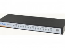秦安-KinAn XM0116 16口自动USB切换器