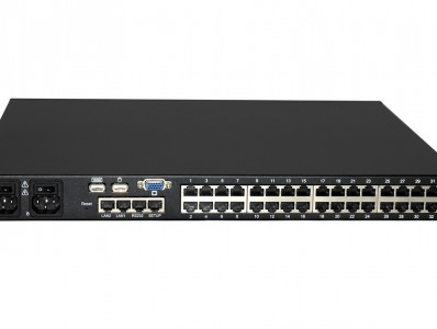 秦安-KinAn HT2632i 多用户远程数字KVM(1本地用户2远程用户)