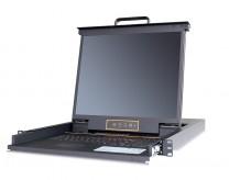 秦安-KinAn XL1916 19寸16口LED KVM控制平台
