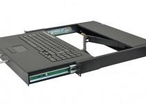 秦安-KinAn MKDN-19T 机架式键盘抽屉