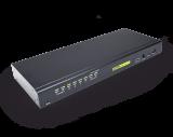 HT1108:双通道矩阵式8口高清 IP KVM切换器