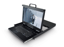 LH1808:8口18.5寸LCD高清HDMI KVM控制平台