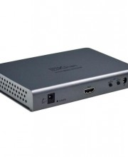 HD0104:4口桌面式画面分割器_itkvm.com